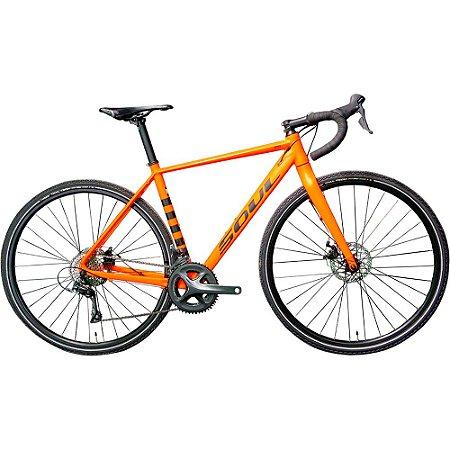 Bicicleta Soul Gravel Spry Claris 2x8