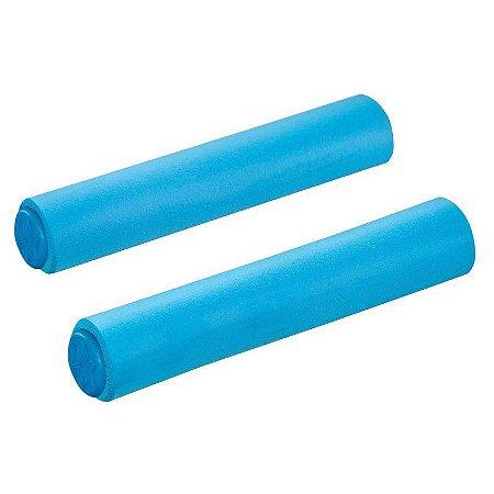 Manopla de Silicone Supacaz Azul XL