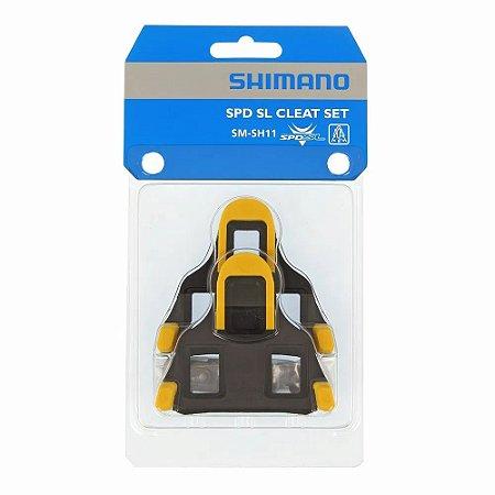Taquinho Speed Shimano SM-SH11 Flutuante