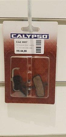 Pastilha de Freio Calypso XC 10 p/ Avid