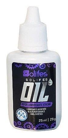 Lubrificante Solifes Sintético 25ml