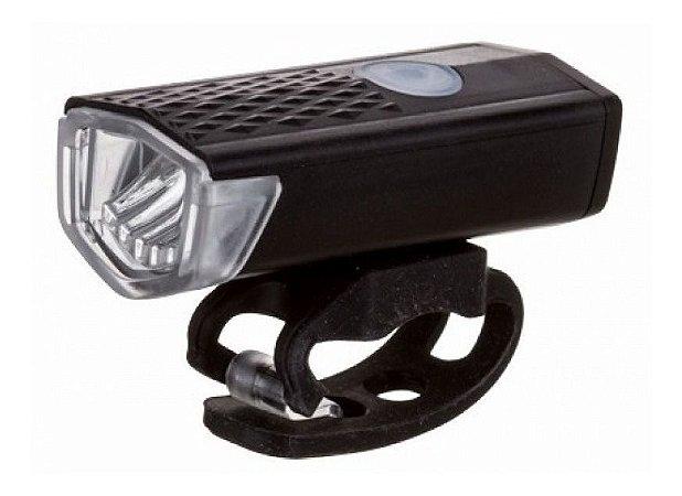 Farol Dianteiro H1366 300 Lumens Usb Mini