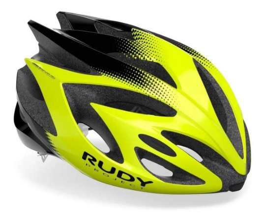 Capacete Rudy Project Rush Amarelo