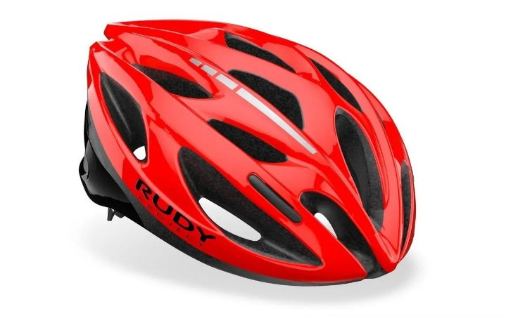 Capacete Rudy Project Zumy Vermelho