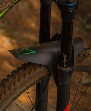 Paralama Dianteiro Nomad Mtb XCO Verde