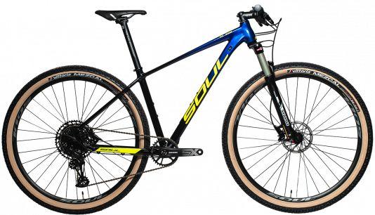 Bicicleta Soul SL329 Alívio 2x9 Gothic Blue