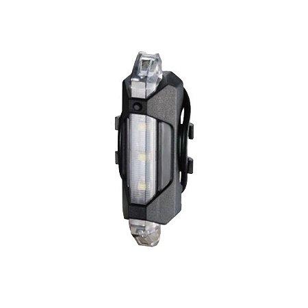 Sinalizador Traseiro USB Epic EPL-TL5411BR 15 Lumens LED
