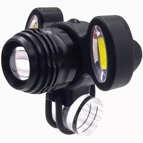 Farol USB Bike Lights 350 Lumens GB720