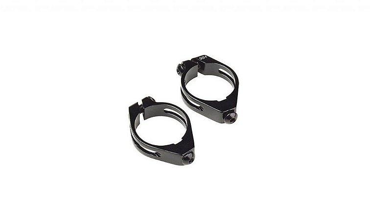 Abraçadeira p/ Fixação de Suporte de Caramanhola Canote 27.2mm (par)