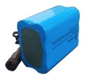Bateria 4 Células 4v po/ Farol Recarregavel