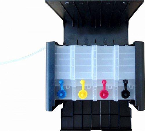 Reservatório Elegance Bulk Ink Impressora Modelo Caixa Preta Eco Tank