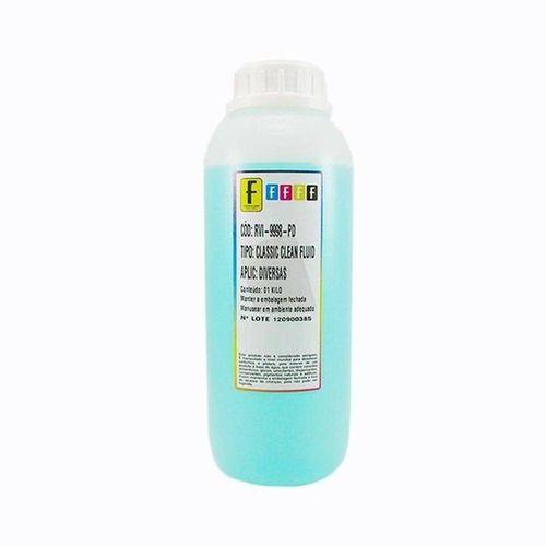 Solução Limpeza Cleaner Cabeças Bulk Cartuchos Tinta ink Jet Tank Tanque