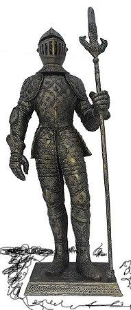 Soldado medieval 65 cm Guardião templario