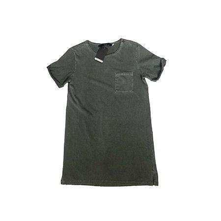 Vestido YOUCOM Feminino Verde Militar - com Etiqueta