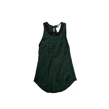 Blusa BOBSTORE Feminina Verde Militar