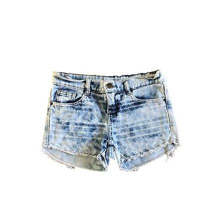 Shorts Jeans PALOMINO Infantil Jeans Claro