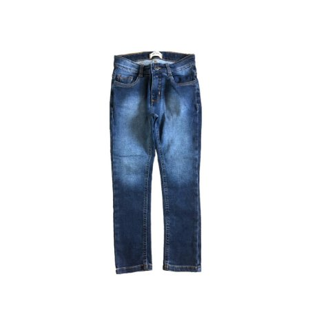 Calça Jeans KIDS DENIM Infantil Jeans Manchada
