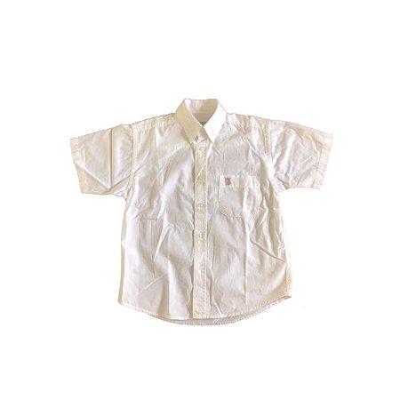 Camisa TOGOR TIGRE Infantil Branca