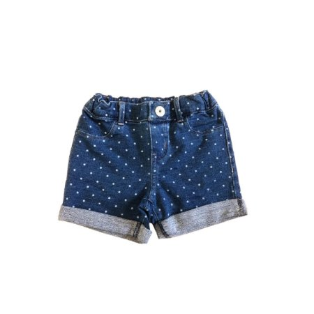 Shorts Jeans OSHKOSH Infantil Poá