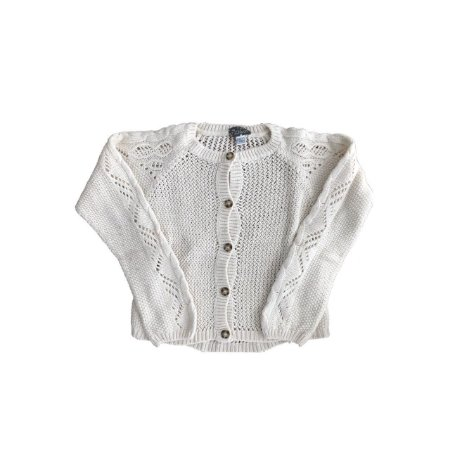 Tricot Chicco Off White