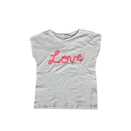Blusa Branca  H&M Love