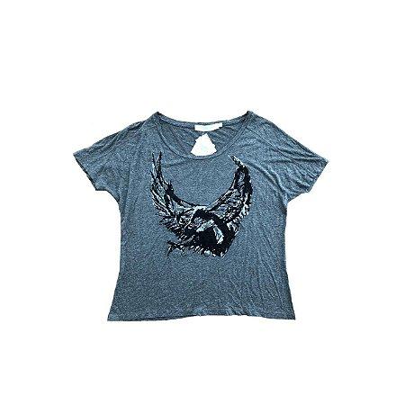 Camiseta CRIS BARROS Águia