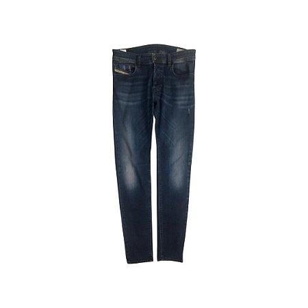 Calça Jeans DIESEL Infantil Masculina Preta