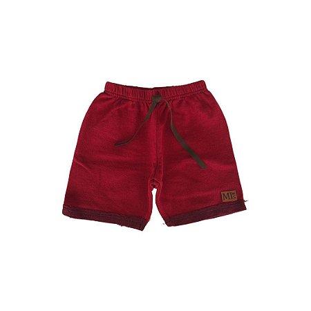 Shorts MIS Vermelho