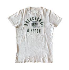 Blusa Bege e Verde Abercrombie & Fitch