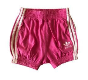 Shorts Rosa Adidas