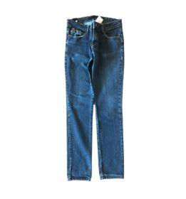Calça Animale Feminina  Jeans Reta Escura