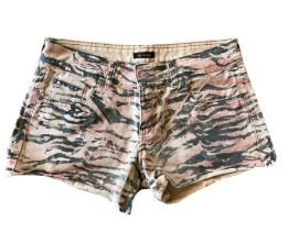 Shorts Jeans Tigrado Mandi