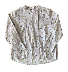 Camisa Cinza com Pássaros Amarelos (mais gasta) Maria Bonita Extra