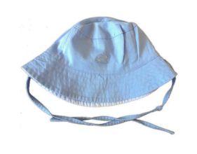 Chapéu Azul Bebê Baby Cottons