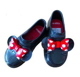 Sapato Preto Minnie Mini Melissa