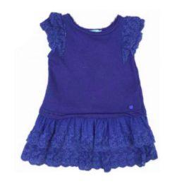 Vestido Azul Marinho Mixed