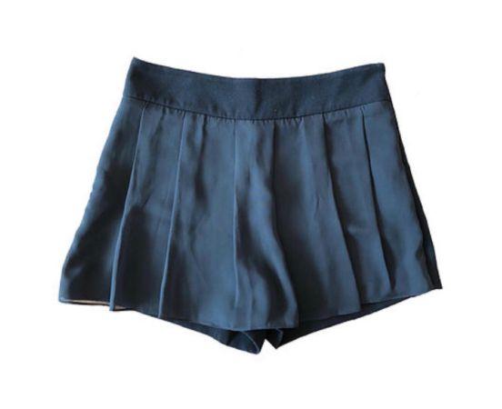 Shorts Saia Preto Canal