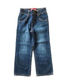Calça Jeans com Elástico Old Navy