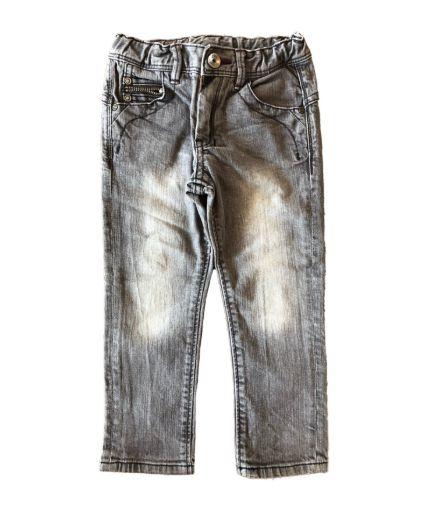 Calça Jeans Preta  Chicco