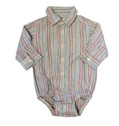 Body Camisa Listrada OshKosh