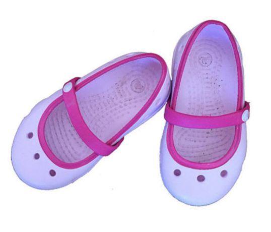 Sapatilha Crocs Rosa