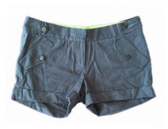 Shorts Verde Daslu