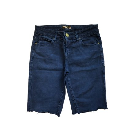 Bermuda Jeans Azul Mob