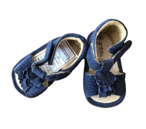 Sandália Azul Marinho Green