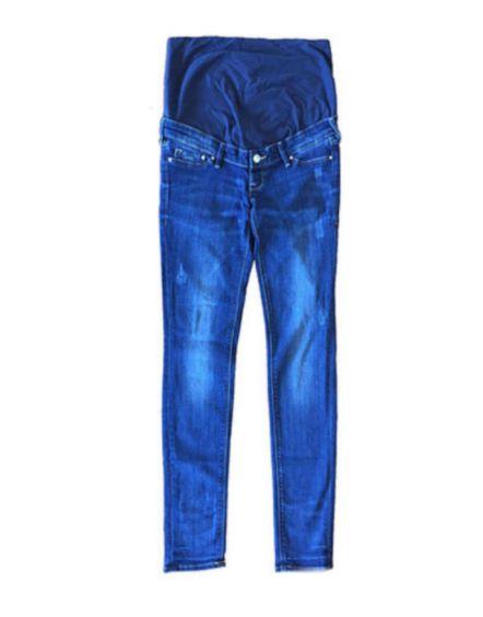 Calça Jeans Escura H&M