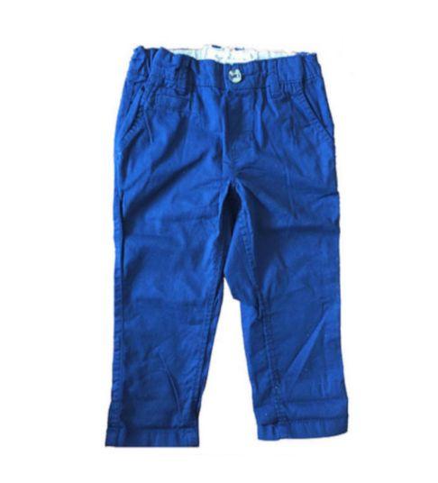 Calça Sarja Azul Marinho H&M