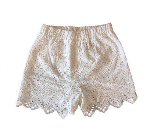 Shorts Branco H&M