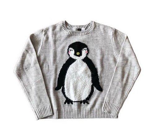 Malha Pinguim H&M