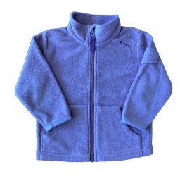 Jaqueta de Plush Lilás Quechua