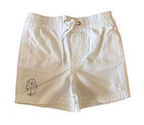 Shorts Branco Ralph Lauren